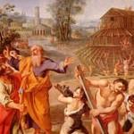 Imagem A aliança de Deus com Noé