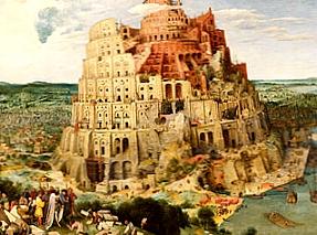 Imagem A torre de Babel
