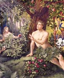 Imagem Adão e Eva