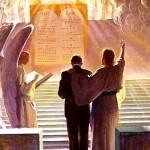 Imagem Os israelitas confessam os seus pecados
